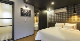 부산역 호텔그레이