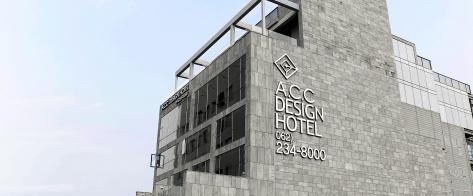 광주 ACC DESIGN HOTEL