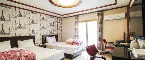 해운대 호텔 잉카