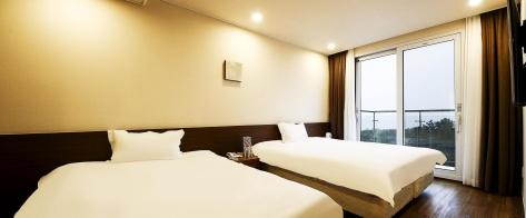 서귀포 오션블루 호텔